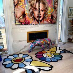 Custom Rugs, Carpets, Houses, Decoration, Closet, Home Decor, Collection, Farmhouse Rugs, Homes