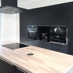 #interior4all #interior123 #nordichomes #nordiskehjem #scandinavianhomes #skandinaviskehjem #kkliving #interior #kjøkken #kitchen #bosch #hltips