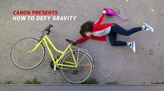 How to Defy Gravity Watch to get a new perspective on gravity with the Canon EOS Rebel T7i, and find out how to play with perspective to create one-of-a-kind shots.