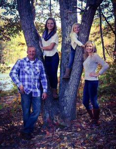 Huppmann fall family picture