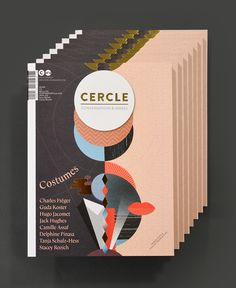 Cercle Magazine n°4 – Costumes - Cercle Studio