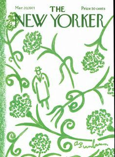 Abe Birnbaum   The New Yorker Covers