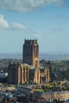 Liverpool Cathedral, Thing 1, Cathedral Church, Saint James, Place Of Worship, Travel Images, Gloss Matte, Great Britain, Cathedrals