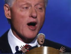 Former US President Bill Clinton delivers a prime-time defence of Barack Obama, nominating the president for a second term in the White House. His 50-minute speech at the Democratic convention in Charlotte, North Carolina, was strongly critical of Republican economic plans.
