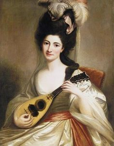 David Martin: Portrait of a Lady (date unknown)