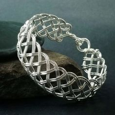 Six Solid Sterling Silver 1mm Wires Are Cut