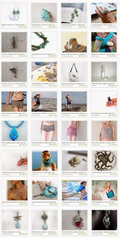 #EtsyTreasury Time! Jewelry Designer Blog. Jewelry by Natalia Khon: Friday Gift Guide