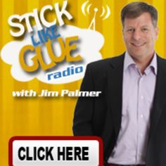 """Episode 15 Jim Palmer owner of many online businesses, author or 5 books, and podcast show host of """"Stick like Glue"""""""