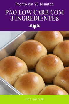 Low Carb Roll com 3 ingredientes! Low Carb Lunch, Low Carb Diet, Tortas Low Carb, Diabetic Menu, Low Carb Recipes, Healthy Recipes, Fat Burning Detox Drinks, Light Recipes, Food And Drink
