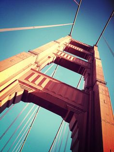 Golden Gate Bridge with Filter by The Digital Story, via Flickr