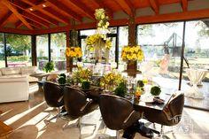 Glass House Setup Houston Wedding Venues