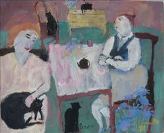 Susan Bower, 'She Wasn't a Cat Person'