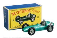 Matchbox Regular Wheels No.19C Aston Martin DBR5