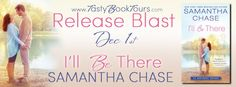 Renee Entress's Blog: [Release Blast & Giveaway] I'll Be There by Samant...