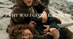 Lord of the Rings Facts -  The scene where the fellowship is mourning the death of Gandalf the Gray was filmed before Sir Ian McKeller ever arrived on set.