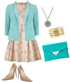 """Tosca for girl"" by fennyipt on Polyvore"
