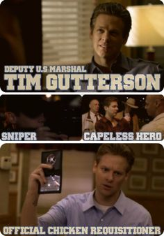 Gutterson - the most under-appreciated character on 'Justified'