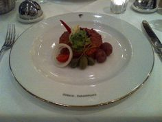 Breath-takingly good Ojo de Agua beef tatar from Dieter Meier's Argentinian farm in the Restaurant Bärengasse!