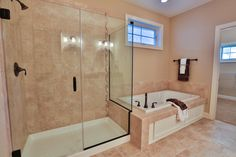 Gallery - Creative Homes. Amazing Bathroom in one of our homes in the neighborhood Liberty West, located in Stillwater Minnesota.