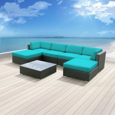Luxxella Outdoor Patio Wicker MALLINA Sofa Sectional Furniture 7pc All Weather Couch Set TURQUOISE Luxxella,http://www.amazon.com/dp/B009GL05R2/ref=cm_sw_r_pi_dp_COTAtb0NX4JEVTG5