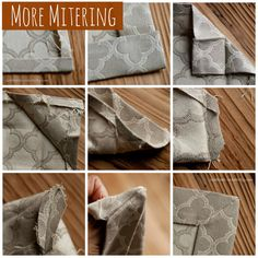 More mitering graphic