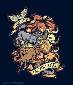 Win or Die by Winter-artwork.deviantart.com on @deviantART
