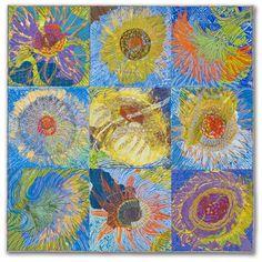 Sue Benner: Artist - Flowers, Gardens & Fields Gallery
