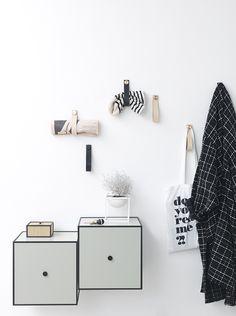 T.D.C | by Lassen STROPP hanger Als Haken z.B. für die Küchenrolle wie bei nordic function