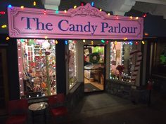 The Candy Parlour in charming downtown Morgan Hill, CA