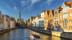 Bruges is one of the European cities that most tourists overlook — but they shouldn't.