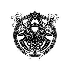 Shaman Crest by ropa-to on DeviantArt