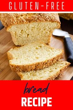 This easy Gluten Free Bread is easily my favorite homemade bread recipe that I've ever made. It is so full of flavor. Make this one for your next family dinner, and you will have a glow of satisfaction that comes from serving something that everyone loves. #wendypolisi #healthy #glutenfree  #breadrecipe Savory Bread Recipe, Bread Recipes, Quinoa Bread, Gluten Free Recipes For Breakfast, Dry Yeast, Homemade, Snacks, Baking, Desserts