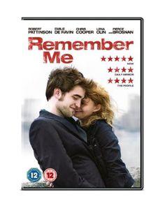 Remember Me [DVD] [2010]: Amazon.co.uk: Robert Pattinson, Chris Cooper, Emilie de Ravin, Pierce Brosnan, Lena Olin: Film & TV