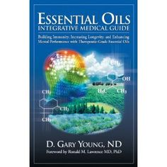 Essential Oils...great book to have on hand for learning about Young Living Essential oils.  Wellness advocate~Shari