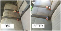 Cleaning your car seats might be challenging. But with this DIY Car Upholstery Cleaner, cleaning your car seats will be a breeze. Check it out here. Car Cleaning Hacks, Diy Cleaning Products, Cleaning Solutions, Deep Cleaning, Spring Cleaning, Cleaning Routines, Cleaning Services, Cleaning Recipes, Do It Yourself Couch