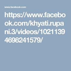 https://www.facebook.com/khyati.rupani.3/videos/10211394698241579/