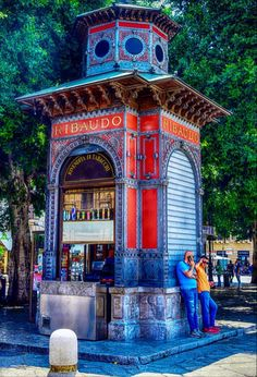 "Un ""Chiosco"" a Palermo Palermo, Liberty, Objects, Explore, Travel, Argentina, Buenos Aires, Italia, Political Freedom"