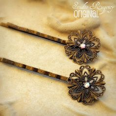 Some *very* beautiful hairpins...