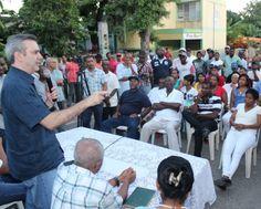 VOLANTAMUSIC: Luis Abinader llama a los dominicanos obtener la n...