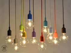 There was 90 envies on this light wow thank you! First one who contact us will get one pendant to the color he or she wish to have at half price!!  And please visit our store here we have a lot more-------->>http://vintageampfunk.storenvy.com/?page=1  Allow us 2-3 weeks for producing before sh...