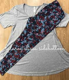 Gray Perfect paired with LuLaRoe leggings