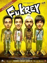 Fukrey. What a fun movie!