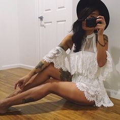 One size 10 left in the @alicemccall 'Better Be Lace' Playsuit // In store & online // RG via @mel_joyhysterics  #alicemccall #lookbook #streetfashion #streetstyle #newarrivals #lookbookboutique #boutique #sale #ootd #ootn #online #outfit #love #playsuit #blog #blogger #follow