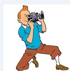 Photographer Tintin