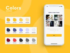 To Do App, Portfolio Site, Adobe Xd, Screen Design, Social Media Icons, Text Style, Ui Kit, App Ui, Professional Business Cards