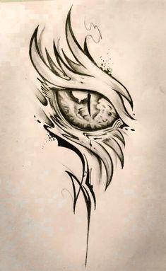 Dragon Tattoo Designs Stars Lower Back Tattoos - Dragon tattoo designs stars Dragon Tattoos For Men, Chinese Dragon Tattoos, Dragon Tattoo Designs, Tribal Tattoo Designs, Tattoo Designs For Women, Tribal Art Tattoos, Animal Tattoos, Neck Tattoos, Cute Tattoos