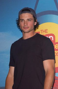 Tom Welling......buff him up, give him copper highlights and I could easily see Christian Grey.
