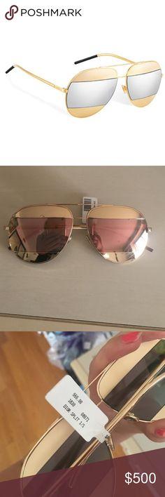 9f4f163badbd54 Nwt 100% authentic dior split shade sunglasses nwt