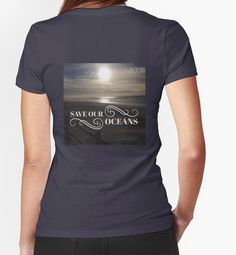 SAVE OUR OCEANS Z by Locan