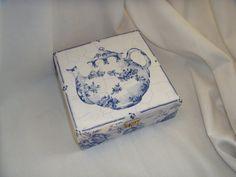 Garden of Decoupage: Tea Box